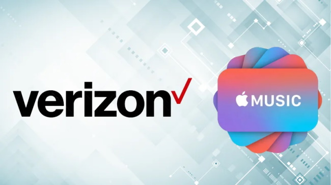 Apple Music with Verizon