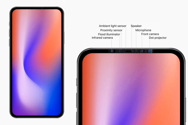 Apple will not introduce the Notch on the iPhone 12