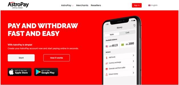 Astropay iPhone Casinos in Canada