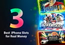 Best 3 iPhone Slots for Real Money