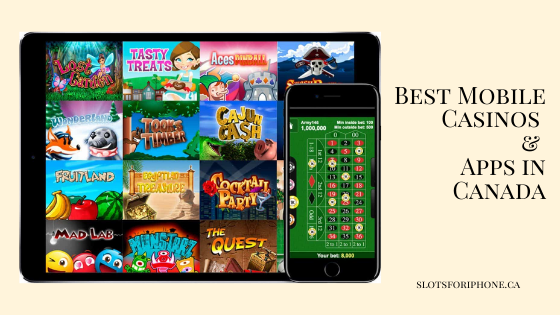 Best Mobile Casinos & Apps in Canada