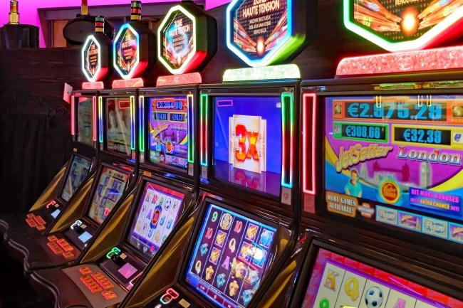 Best slot machine odds