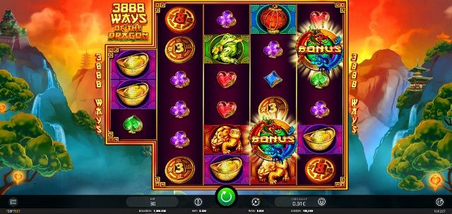 Spiele 3888 Ways Of The Dragon - Video Slots Online