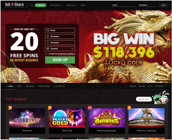 Bitstarz Casino Canada