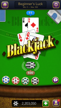 Blackjack Free