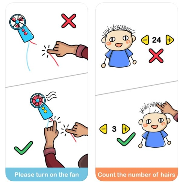 Brain out game app