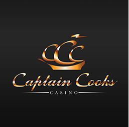 Captain Cooks Casino Logo