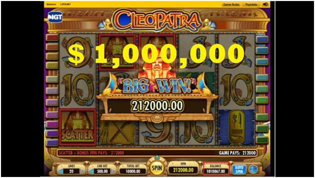 Cleopatra - How to win
