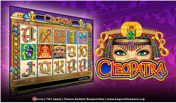 Cleopatra- Mobile Play