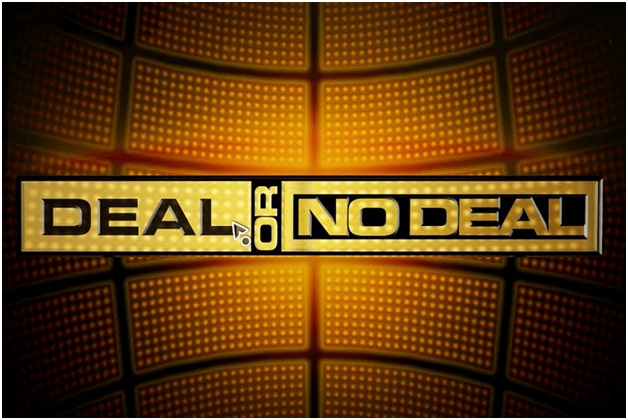 Deal or no deal live casino game