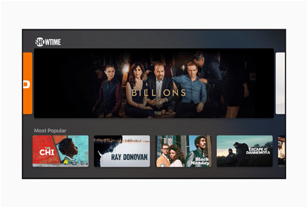 Download Apple TV shows