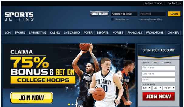 Sportebetting online casino for Esports betting in Canada