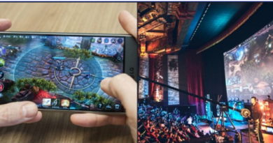 Esports with your iPhone