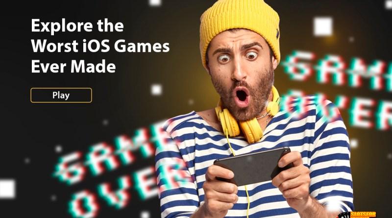 Explore the Worst iOS Games Ever Made