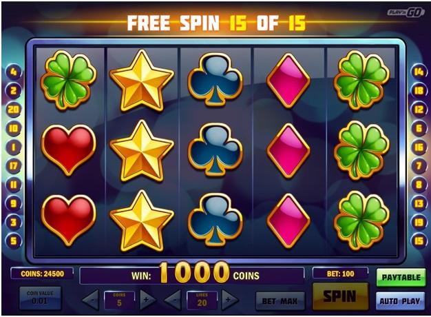 FAQ- Free spins