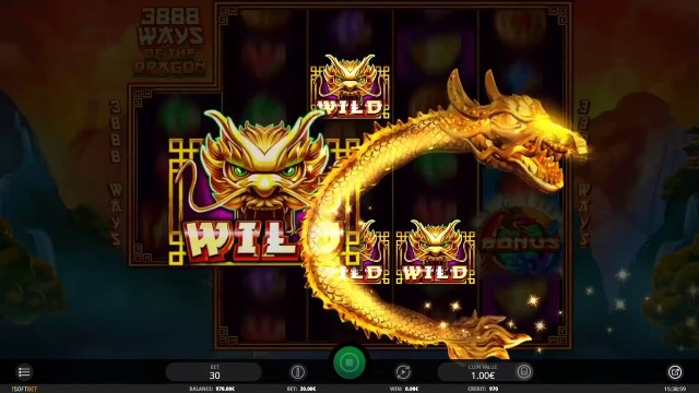 3888 Ways of The Dragon Slot Machine 2