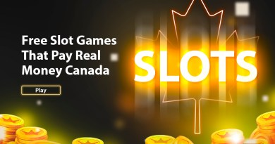 Free Slot Games That Pay Real Money Canada