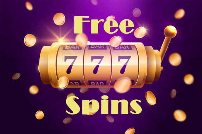 Free Spins -Free Spin Bonuses can make you a millonaire.