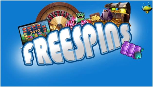 Free spins no deposit casinos in Canada