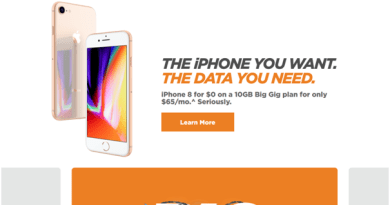 Freedom Mobile plans for iPhone