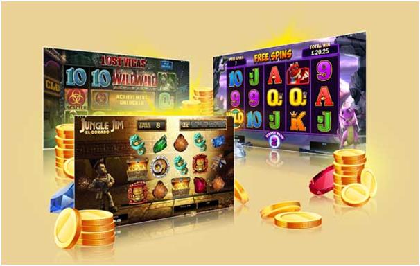 Golden Tiger Casino Canada- games