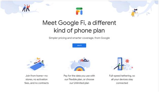 Google Fi on iOS
