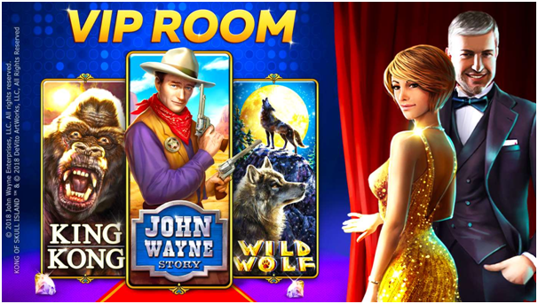 Infinity slots app VIP bonus