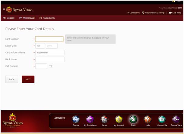 Royal Vegas casino app for Canada