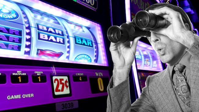 Land-based Slots Machines have Better Payouts