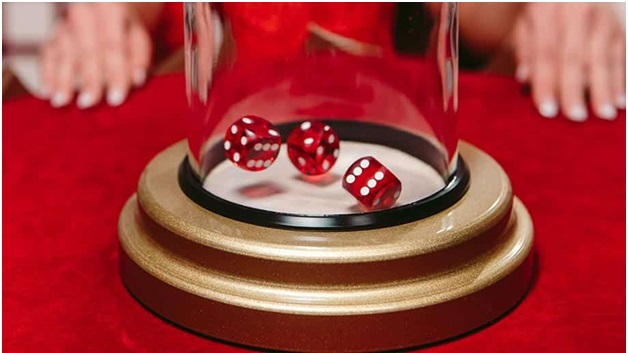 Live Dice games