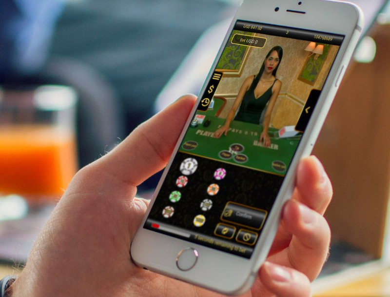 Live casino Canada - iPhone casino