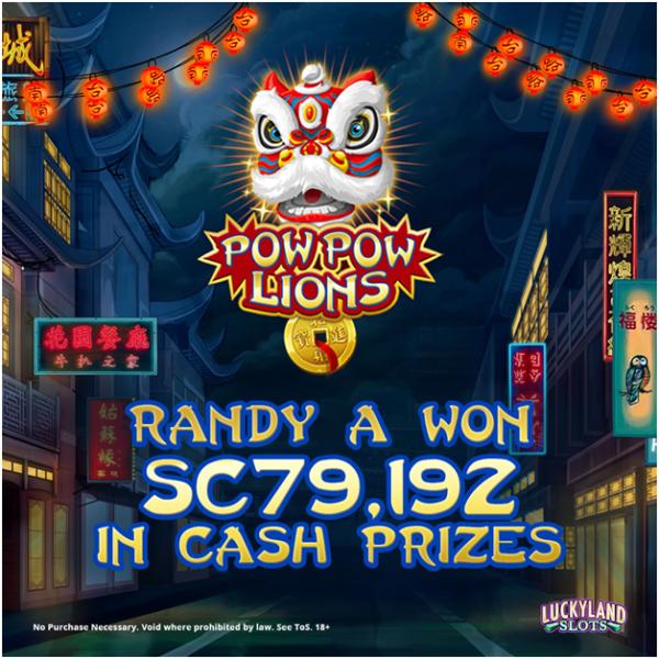 Luckyland Slots - Cash prizes