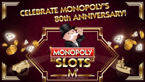 MONOPOLY Slots - top 12 casino app for iphone