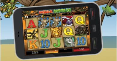Mega Moolah slot full review