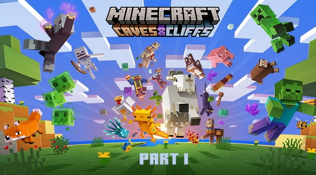 Minecraft- paid and free games