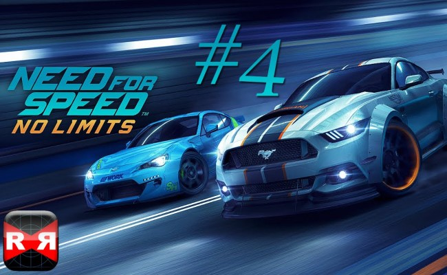 Need for Speed No Limits- Best iOS Games