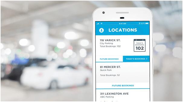 Parking Whizz App Toronto