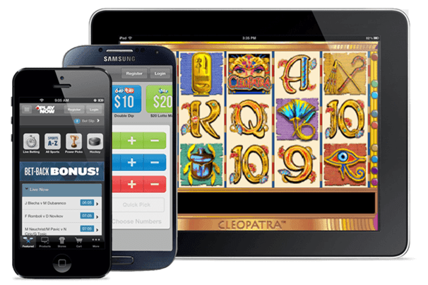 Play Now Casino Enjoy Slots Sports Book Table Games On Your Iphone