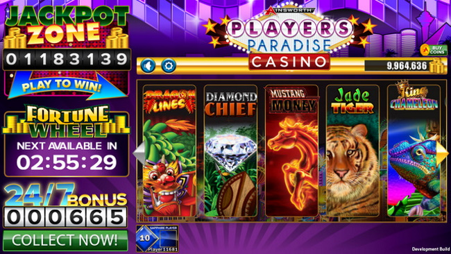 The Game Changer is Players Paradise Slots by 616 Digital LLC 4