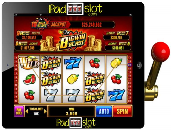 Playing iPhone slots for real money