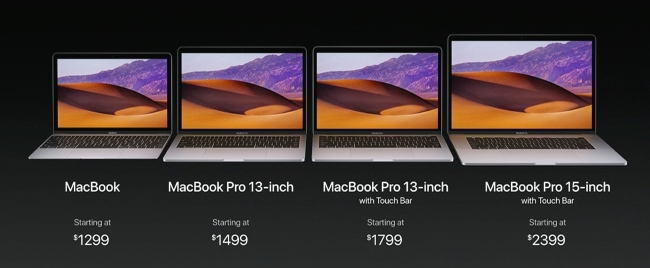 8-core MacBook Pro is now stronger with Improved Butterfly Keyboard Design 4