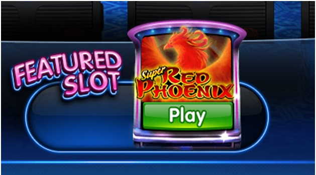 Quick Hit slots- Featured slot