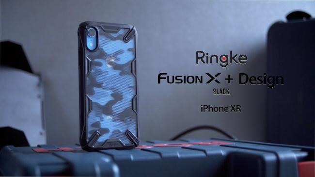 Ringke Fusion X Design Cases