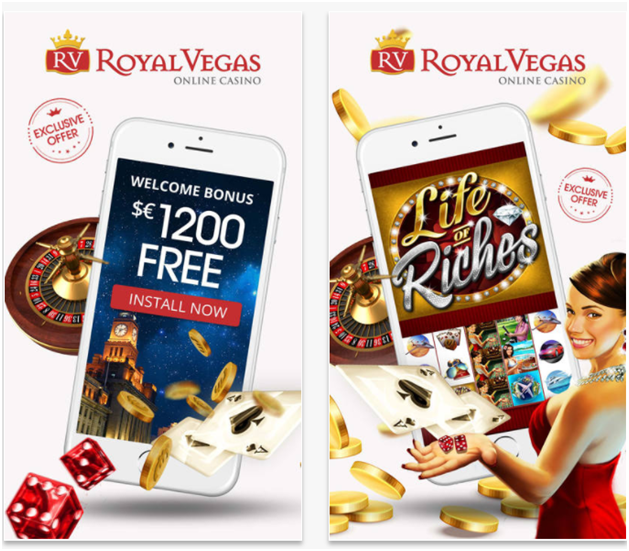 royal vegas casino android download
