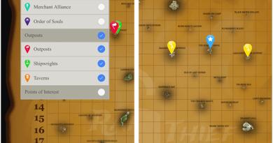 Sea of theives companion app