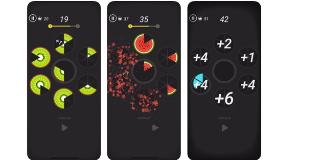 Slices game app