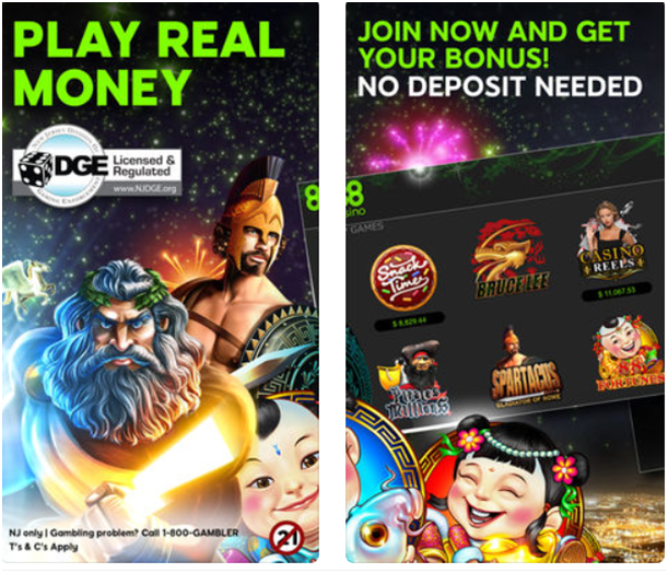 Slot machine apps for real money