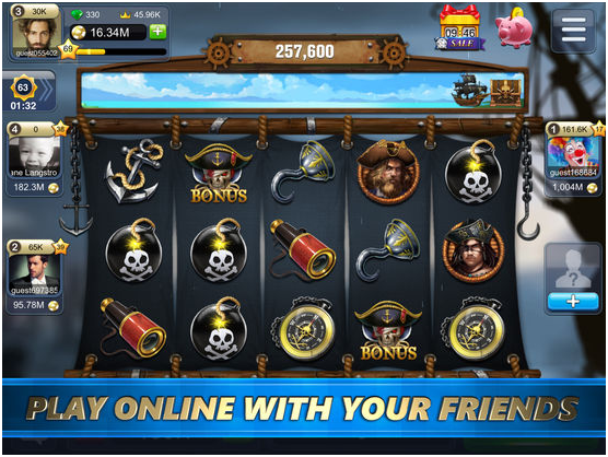 Slots of Fun app how to play