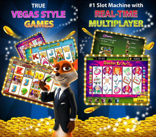 Slots showdown