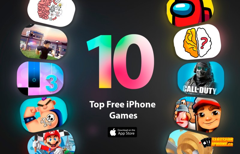 Top 10 Free iPhone Games of 2021